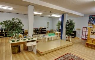 Five Areas of the Montessori Classroom