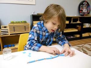 Pathway Montessori Skip counting 2