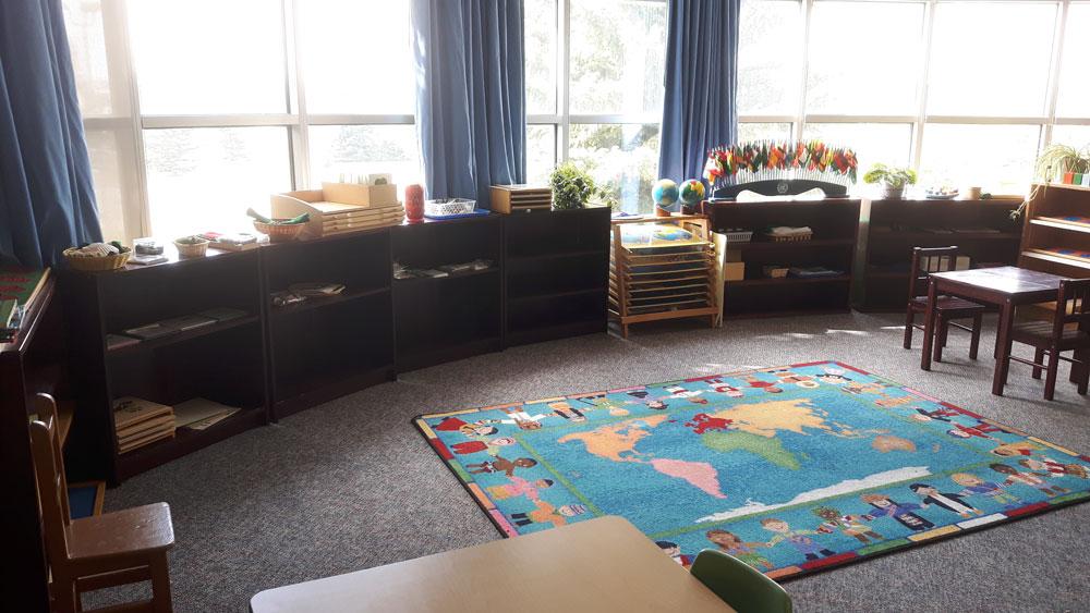Montessori Classroom Calgary Evergreen